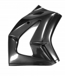 Carbonin - Carbonin Carbon Fibre Right Side Panel (3 Dzus) 11-15 Kawasaki ZX-10R
