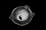 Carbonin - Carbonin Carbon Fiber?Alternator Cover 11-19 Kawasaki ZX-10R