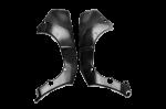 Carbonin - Carbonin Carbon Fiber Frame Protectors 2011-2015 Kawasaki ZX-10R