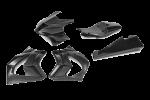Carbonin - Carbon Fiber - Carbonin - Carbonin Carbon Fiber Race Bodywork 2011-2015 Kawasaki ZX-10R