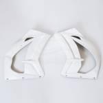 Carbonin - Carbonin Avio Fibre Right Side Panel (3 Dzus) 2016-2020 Kawasaki ZX-10R