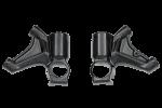 Carbonin - Carbonin Carbon Fiber Fork Covers 15-19 Yamaha R1 / 17-20 R6