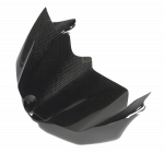 Carbonin - Carbon Fiber Accessories - Carbonin - Carbonin Carbon Fiber Air Box Cover OEM 2007-2008 Yamaha YZF-R1