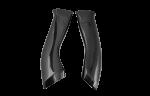 Carbonin - Carbon Fiber Accessories - Carbonin - Carbonin Carbon Fiber Airbox Inlet Tubes Race/SBK 09-14 Yamaha R1