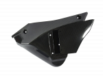 Carbonin - Carbon Fiber - Carbonin - Carbonin Carbon Fibre  Left Side Panel With Repositioned Ecu (1 Dzus) 2015-2019 Yamaha YZF-R1