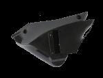 Carbonin - Carbon Fiber - Carbonin - Carbonin Carbon Fiber Left Side Pnl W/ Repos. ECU 15-19 Yamaha R1
