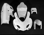 Carbonin - Carbonin Avio Fiber Race Bodywork 2009-2016 Suzuki GSX-R 1000