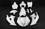 Carbonin - Carbonin Avio Fiber Race Bodywork SSP 2008-2016 Yamaha YZF-R6