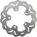 Braketech - Braking Brake Disc Wave Fix REAR WF7528 2015-2020 Yamaha R1