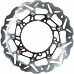 Brakes - Rotors - Braking Yamaha YZF-R3 15-19 SK2 Front Brake Rotor