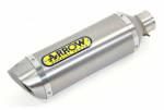 Exhaust Systems - Full  & 3/4 Systems - Arrow Silencer Exhaust Thunder Titanium Yamaha YZF R6 06-12
