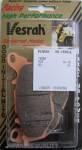Vesrah - Vesrah Brake Pads VD-289 RJL Yamaha R3