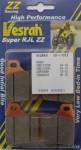 Vesrah - Vesrah Brake Pads VD-170ZZ Honda CBR600RR CBR1000RR