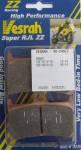Brakes - Vesrah - Vesrah Brake Pads VD-248ZZ