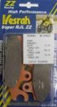 Vesrah - Vesrah Brake Pads VD-250/4ZZ Kawasaki Ninja 300 & 250R 13-17