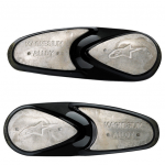 Boots - Alpinestars - Alpinestars Magnesium Replacement Toe Sliders Supertech BOOTS 25sl14