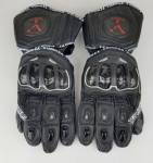 Y2Wheels Race gloves Black - Image 2