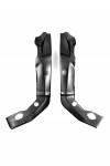 Inventory Clearance  - Carbonin - Carbonin Carbon Fiber Frame Protectors 2015-2019 BMW S1000RR