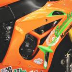 Engine Performance   - Silicone Hoses - Samco Sport - Samco Sport Y-Piece Race Silicone Radiator Coolant Hose Kit Green Kawasaki ZX-10R RR 2016-2020