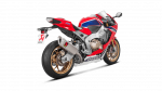 Exhaust Systems - Full  & 3/4 Systems - Akrapovic - Akrapovic Racing LIne Ti/Stainless System Honda CBR1000RR / SP/ SP2 2017-2019