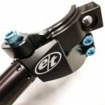 Evol Technology - Evol Technology Pro-Lock Clip Ons w/ Tangent Tube Design 2020 (K67) BMW S1000RR - Image 2