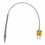 Dash & Data Loggers - Sensors - AiM Sports - AiM EGT TC, closed tip, M5 (0.8mm), K-style