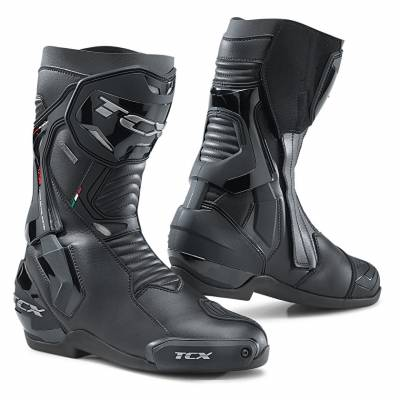 2020 COLLECTION - ROAD RACING - TCX - TCX ST-FIGHTER GORE-TEX BLACK