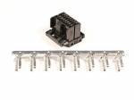 Dash & Data Loggers - Accessories - AiM Sports - AiM AMP 16-pin/f
