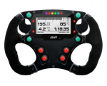 Dash & Data Loggers - Dash Loggers - AiM Sports - AiM Formula Steering Wheel Rev. 3*