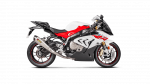 Akrapovic - Akrapovic Racing Line (Ti Can/Carbon Cap/SS Header) 15-19 BMW S1000RR - Image 2
