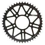 Chain & Sprockets - Sprockets - SUPERLITE - 520 Superlite RSX-R  Hard Anodized Aluminum sprocket  42Tooth Rotobox Boost