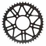 Chain & Sprockets - Sprockets - SUPERLITE - 520 Superlite RSX-R  Hard Anodized Aluminum sprocket OZ Wheels