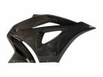 Carbonin - Carbonin Carbon Fiber Right Side Panel 2017-2020 Suzuki GSX-R 1000