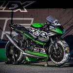 Carbonin - Carbon Fiber - Carbonin - Carbonin Carbon Fiber Race Bodywork 2009 - 2018 Kawasaki ZX-6R