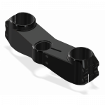 Chassis & Suspension - Triple Clamps - Attack Performance - ATTACK PERFORMANCE BOTTOM CLAMP, Z10R 11 - , BLACK