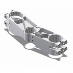 Chassis & Suspension - Triple Clamps - Attack Performance - ATTACK PERFORMANCE BOTTOM CLAMP, GP, Z10R 16-
