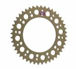 Renthal - Renthal Rear Hard Anodized Sprocket ZX-6R/07-20 520 41TH