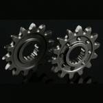 Chain & Sprockets - Sprockets - Renthal - Renthal 520 15 tooth Front Sprocket steel ZX6R 07-20