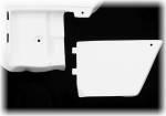 Carbonin - Avio Fiber - Carbonin - Carbonin Avio Fiber Left Side Panel Cover 2015-2019 Yamaha YZF-R1