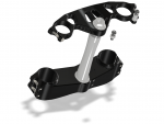 Attack Performance - ATTACK PERFORMANCE TRIPLE CLAMP KIT, GP, ZX-10 11-15 BLACK