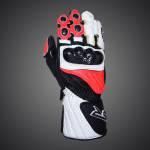 Gear & Apparel - Motorcycle Racing Gloves - 4SR - 4SR 96 STINGRAY