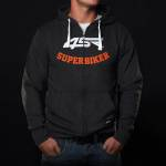 4SR - T-Shirts - 4SR - 4SR HOODIE SUPERBIKER
