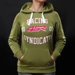 4SR - T-Shirts - 4SR - 4SR HOODIE SYNDICATE LADY