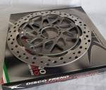 TK Dischi Freno - TK Dischi Freno EVO Brake Rotor Set 2015-2019 BMW S1000RR (HP Wheel)