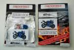 Engine Performance   - Teknofibra Thermal Heat Shield Kits - Teknofibra - Teknofibra Fuel Tank Thermal Insulation Kit 2017+ Yamaha R6