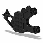 Attack Performance - ATTACK PERFORMANCE RT. BRACKET, CBR1000RR 08- , BLACK - Image 1