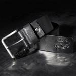 4SR - 4SR LEATHER BELT FLAG - Image 1