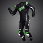 4SR - 4SR RACING SUIT MONSTER GREEN