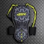 Protection - 4SR - 4SR - 4SR RACING ULTRA LIGHT LEVEL 2 BACK PROTECTOR