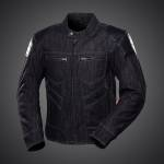 4SR - 4SR ROWDIE DENIM JACKET BLACK - Image 1